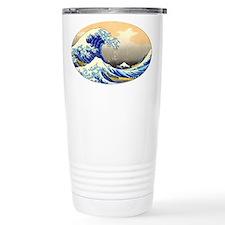 Great Wave Travel Mug