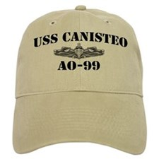 USS CANISTEO Hat