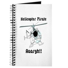 Helicopter Pirate Pilot Journal