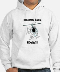Helicopter Pirate Pilot Hoodie