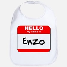 Hello my name is Enzo Bib