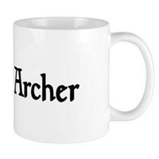 Gnome Archer Mug