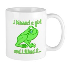 I Kissed A Girl And I Liked It Mug