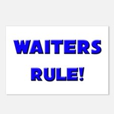 Waiters Rule! Postcards (Package of 8)