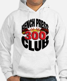 BENCH PRESS 300 CLUB Hoodie