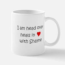 Cool Heart shayne Mug