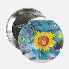 Sunflower Beauty Button