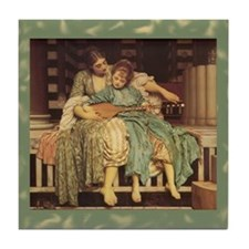 """Music Lesson"" - Tile Coaster"