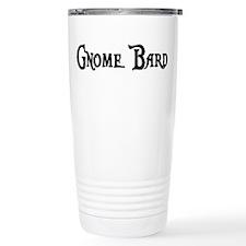 Gnome Bard Travel Mug