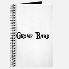 Gnome Bard Journal