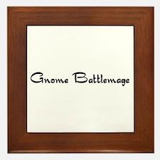 Gnome Battlemage Framed Tile