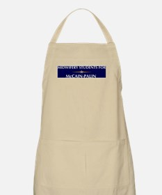 MIDWIFERY STUDENTS for McCain BBQ Apron