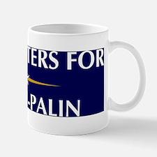 INTERPRETERS for McCain-Palin Mug