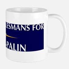 INSURANCE SALESMANS for McCai Mug