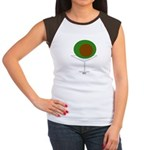 DiRTY Martini Women's Cap Sleeve T-Shirt