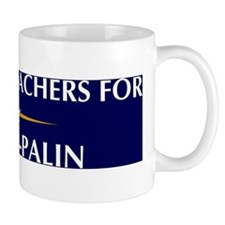 GEOLOGY TEACHERS for McCain-P Mug