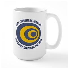 Time Travellers Mug