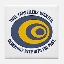 Time Travellers Tile Coaster
