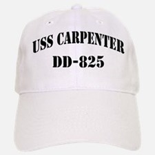 USS CARPENTER Baseball Baseball Cap
