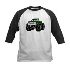 GREEN MONSTER TRUCKS Tee