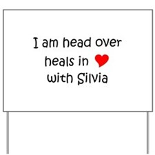 Cool Silvia Yard Sign
