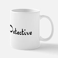Gnome Detective Mug