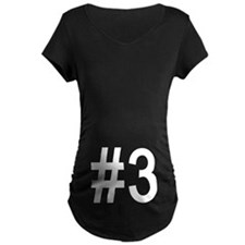 #3 birth order baby number T-Shirt