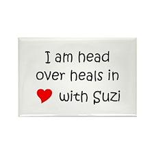 Suzi Rectangle Magnet