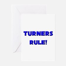 Turners Rule! Greeting Cards (Pk of 10)