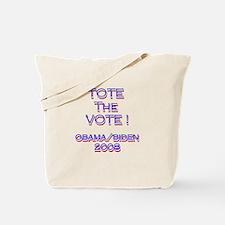Unique Obama tote Tote Bag