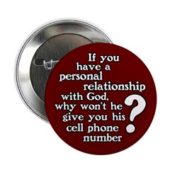 Relationship with God Button