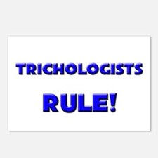 Trichologists Rule! Postcards (Package of 8)