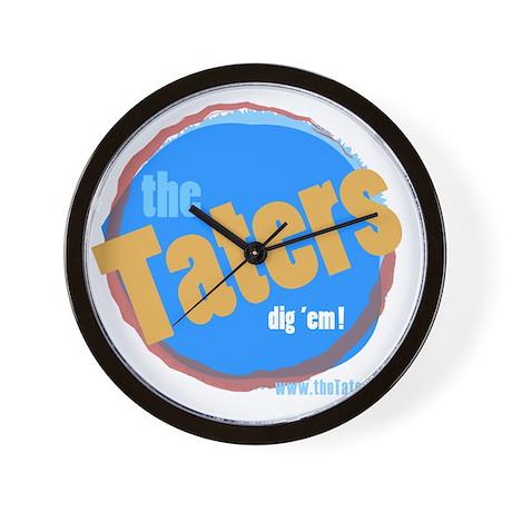 Dig 'em! Wall Clock
