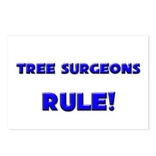 Tree Surgeons Rule! Postcards (Package of 8)