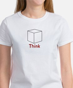 Think Outside the Box Women's T-Shirt