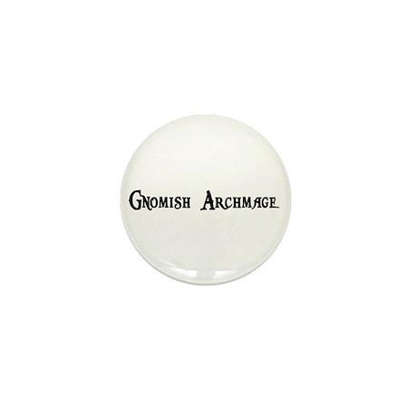 Gnomish Archmage Mini Button
