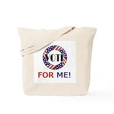 Vote for Me Tote Bag