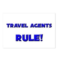 Travel Agents Rule! Postcards (Package of 8)