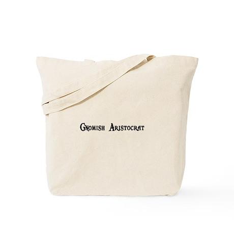 Gnomish Aristocrat Tote Bag