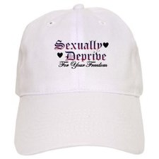 New SectionSexually Deprived Baseball Cap