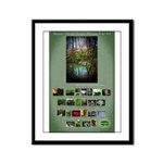 Melissa Staggs Framed Panel Print