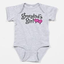Grandad's Girl Baby Bodysuit