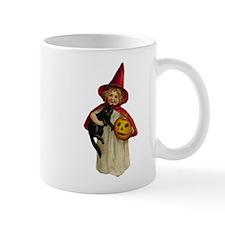 Red Girl Witch Mug