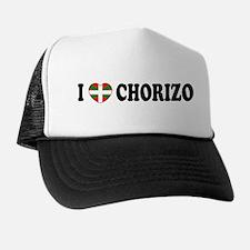 I Heart Chorizo Trucker Hat