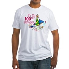 It's My 100th Birthday (Party Hats) Shirt
