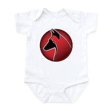 Red Sun Malinois Infant Bodysuit