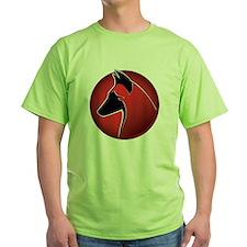 Red Sun Malinois T-Shirt