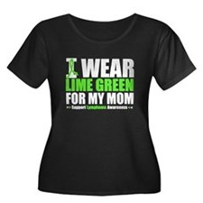 I Wear Lime Green For Mom T