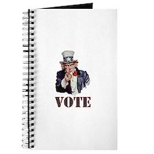 Vote! Journal