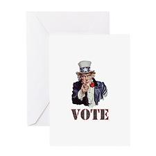 Vote! Greeting Card